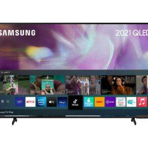 """Samsung 55"""" QLED TV Smart 4K UHD TV - QE55Q60AAUXXU"""