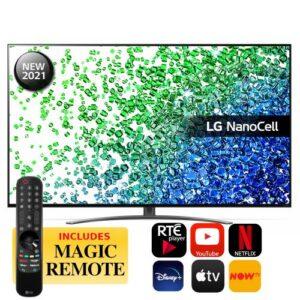 """LG 50"""" 4K Ultra HD HDR LED Smart TV - 50NANO816PA.AEK"""