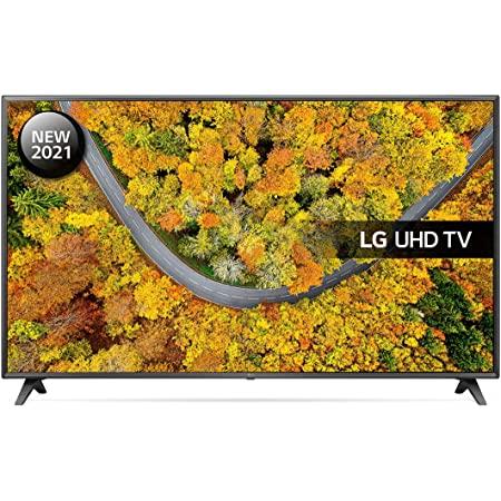 "LG UP77 Series 43"" 4K Ultra HD Smart TV - 43UP77006LB.AEK"