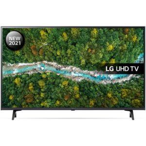 LG UP77 Series 55″ 4K Ultra HD Smart TV – 55UP77006LB.AEK