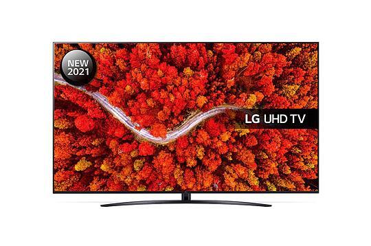 LG UP81 Series 75 Inch 4K Ultra HD Smart TV - 75UP81006LA.AEK