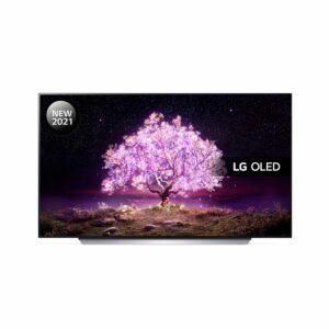 LG C1 55″ 4K HDR OLED Smart TV – OLED55C16LA.AEK