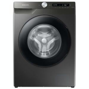 Samsung Series 5+ with Auto Dose & Ecobubble Washing Machine, 9kg 1400rpm - Inox - WW90T534DAN/S1