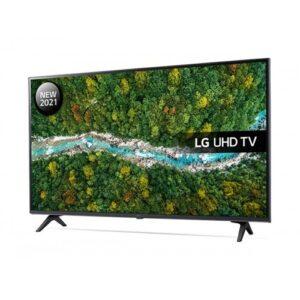 "LG UP77 Series 50"" 4K Ultra HD Smart TV - 50UP77006LB.AEK"