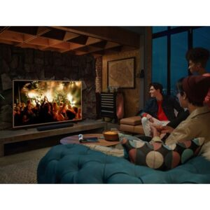 "SAMSUNG The Frame 43"" Smart 4K Ultra HD HDR QLED TV - QE43LS03AAUXXU"
