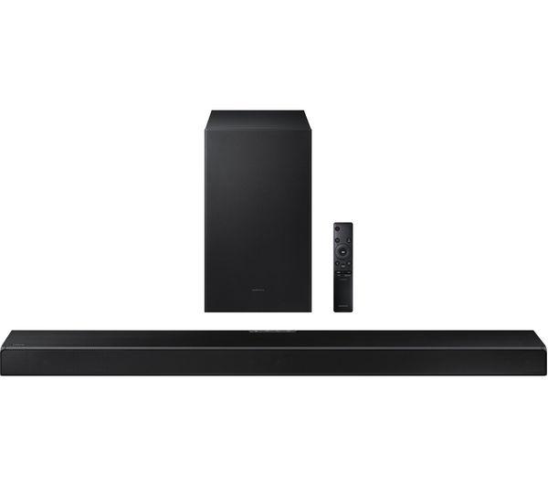 Samsung 3.1.2 ch Black Bluetooth Soundbar - HW-Q600A/XU