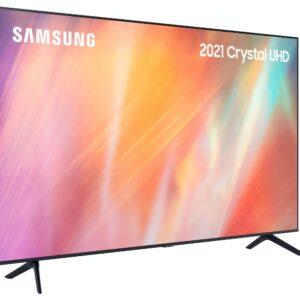 Samsung 50″ Smart 4K Ultra HD HDR LED TV – UE50AU7100KXXU