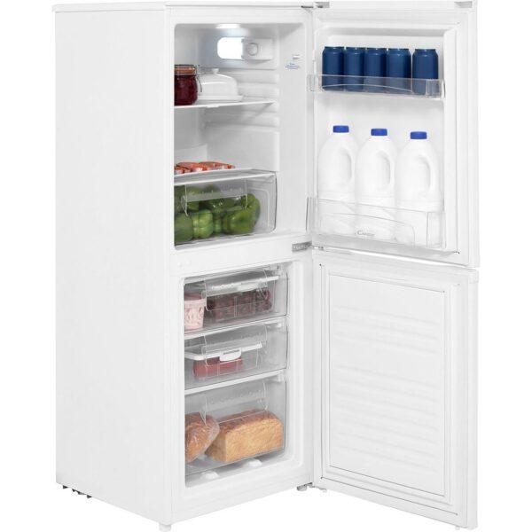 Candy 173L Freestanding Fridge Freezer - White - CSC1365WEN