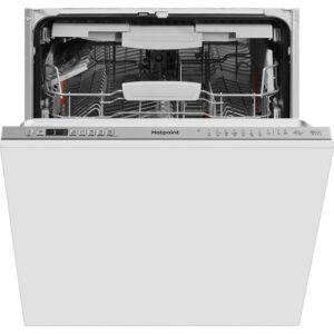 Hotpoint 14 Place Fully Integrated Dishwasher With Third Drawer - HIO3T241WFEGTUK
