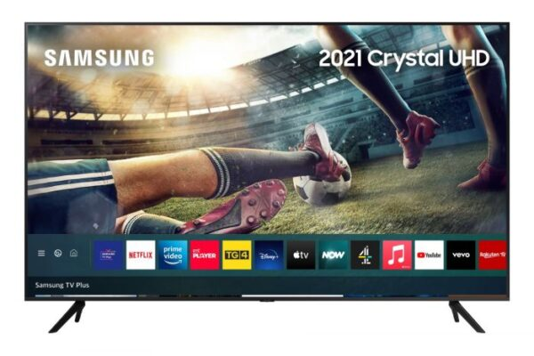 "SAMSUNG 75"" Smart 4K Ultra HD HDR LED TV - UE75AU7100KXXU"