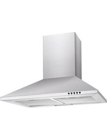 Candy 60cm Chimney Cooker Hood - Stainless Steel - CCE60NX/1