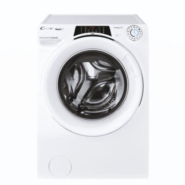 Candy 11Kg 1400 Spin Washing Machine White - RO14114DWMCE-80
