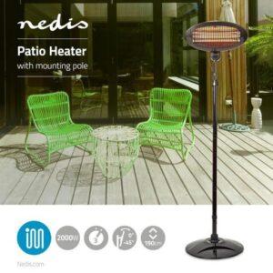 Nedis Patio Heater 2000W – 326846