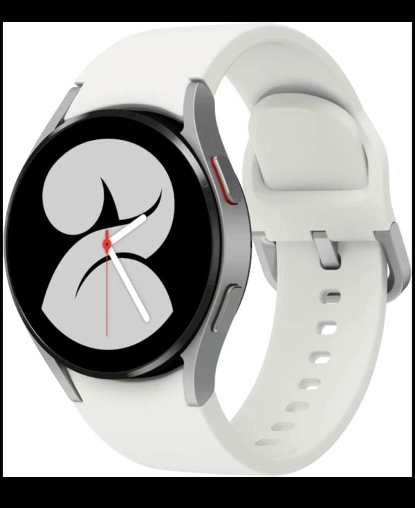 Samsung Galaxy Watch 4 BT 40mm Silver - SM-R860NZSAEUA