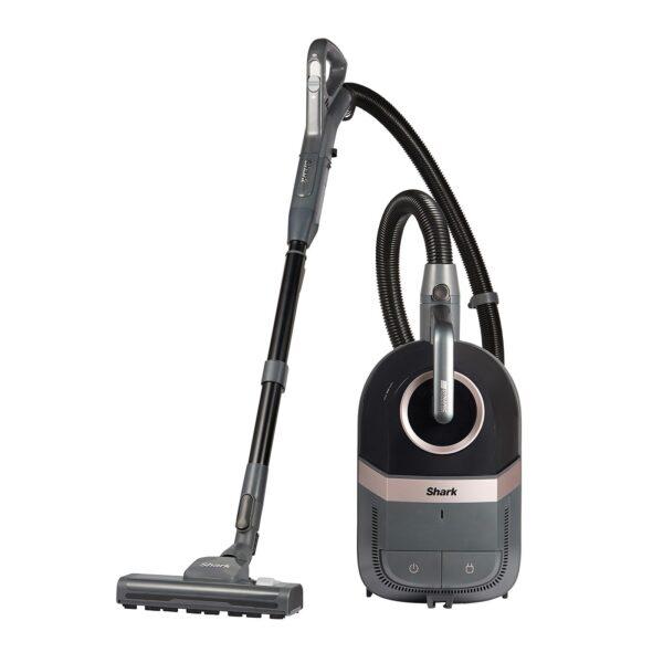 Shark Cylinder Bagless Vacuum Cleaner Grey & Black – CV100UKT