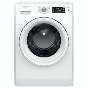 Whirlpool 9KG 1400SPIN Washing Machine - Freshcare+ - 6th Sense - FFB9458WVUKN
