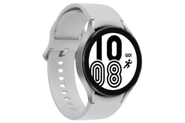 Samsung Watch 4 BT 44MM Silver – SM-R870NZSAEUA