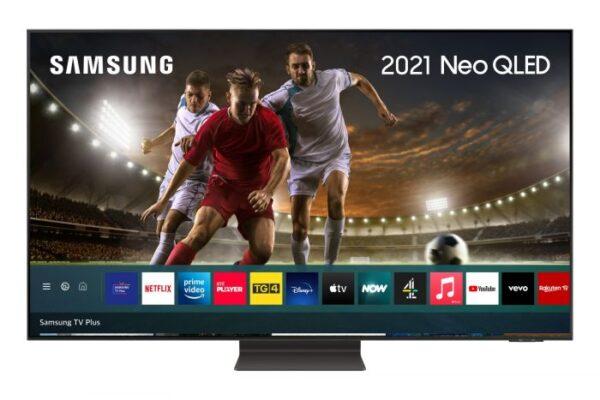 """Samsung Neo 55"""" 4K Ultra HD HDR QLED Smart TV (2021) - QE55QN95AATXXU"""