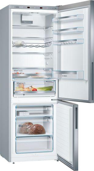 Bosch Serie 6 413L Freestanding Fridge Freezer – KGE49AICAG