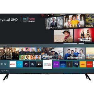 "Samsung 65"" Smart 4K Ultra HD HDR LED TV - UE65TU7020KXXU"