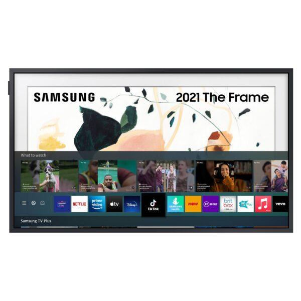 Samsung The Frame Art Mode 4K Smart TV (2021) - QE55LS03AAUXXU