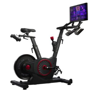 Echelon Connect Smart Exercise Bike with 21.5 Inch Screen Black – 23-ECHEX-5S